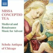 Missa Conceptio Tua: Medieval and Renaissance Music for Advent (2014)