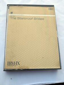 IBM IBM-JX IBMJX AUS NZ JAP Vintage Software 5601-SEZ The Starproof Bridge