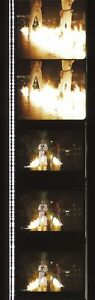 Back to the Future 35mm Film Cell strip very Rare b223