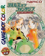 Tales of Phantasia Fantasia Narikiri Dungeons Game Boy Color Video Game Namco