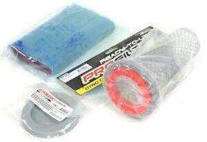 2004-2009 Yamaha Rhino 660 450 Foam Air Filter Cage Guide Cap Intake Kit