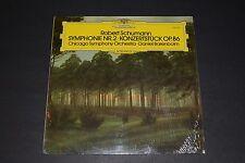 Robert Schumann Symphonie Nr. 2 Konzerstuck Op. 86 - Barenboim - FAST SHIPPING!!