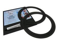 """12"""" Electro Voice Cloth Edge EV 12L Speaker Cone Repair Kit CLSK-EV12 (Pair)"""