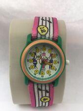 Lorus Time Teacher Children's Water Resistant expandable Strap  Watch