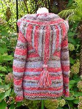 *Pullover im Elfenlook mit Zipfelkapuze***S/M**Unikat**Handmade