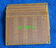 10PCS 5 X 7 cm Prototype Paper PCB Universal Experiment Matrix Circuit Board