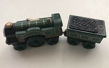 Thomas Tank Engine & Friends Emily And Tender Wooden Train b