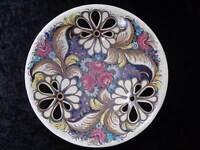 Ceramica Piatto Decorativo/Piastra da Muro - ZF Kolo Polonia - Dipinti Mano -