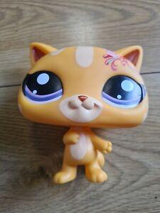 "Littlest Pet Shop Jumbo large 5"" cat Figure"