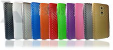 Carbon Fibre Skin For LG G2 D802 - Decal Sticker Case Accessory Wrap Protector