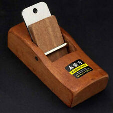 Woodcraft Carpenter Joinery Trimming Wood Block Woodworking Planer Iron Card