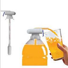 Magic Tap Bottled Water Dispenser Drink Splitter Automatic Drinking Straw NEW