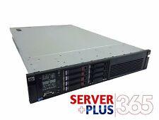 Enterprise HP ProLiant DL380 G7 2x 3.46GHz 12-Cores 128GB RAM 4x 450GB 6Gbps DVD