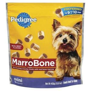 Pedigree Mini MarroBone Real Beef Flavor Biscuits 15 oz Bag