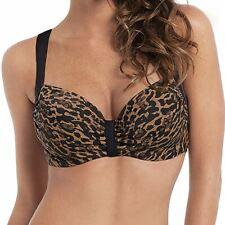 Panache Swimwear Savannah Balconnet Bikini Top Animal Print SW0782
