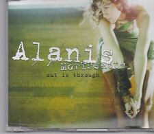 Alanis Morissette-Out Is Through promo cd single