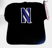 Northwestern Wildcats NEW Authentic Fitted Hat Size 7 3 8 Cap Ncaa ab6eed315ad7