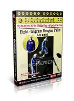 Martial art Wulin Out of print - Eight trigram Dragon Palm by Zhao Ziqiu DVD