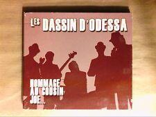 RARE CD HOMMAGE A JOE DASSIN / LES DASSIN D'ODESSA / HOMMAGE AU COUSIN JOE+++++