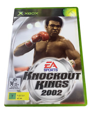 Knockout King 2002 XBOX Original PAL *Complete*