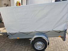 Stema Anhänger Opti 750kg, mit Hochplane 80cm
