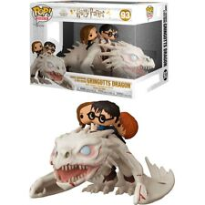 Funko POP! RIDES Harry Potter - Dragon with Harry, Ron & Hermimione Funko HP