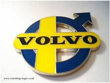 Esmalte Cromo sueco Volvo emblema coche insignia T5 R