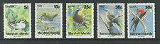 MARSHALL #'s 347,50,53,59,61 MNH BIRDS DEFINITIVES