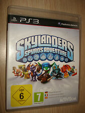 GIOCO PS3 PLAYSTATION 3 SKYLANDERS SPYRO´S ADVENTURE COMPLETAMENTE IN ITALIANO