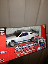 TRANSFORMERS ALTERNATORS WHEELJACK FORD MUSTANG GT New Misb