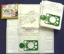 BARGAIN PACK OF 5 GENUINE HENRY BAGS + PACK OF 6 VACUUM FRESHENERS HETTY NUMATIC