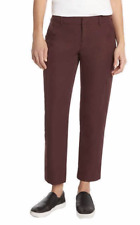 fa1af2bd08867 Kirkland Signature Ladies' Travel Pant Size 4 Burgundy