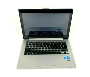 ASUS SONIC MASTER Q301L 13.3 TOUCH INTEL i5 4TH G 1.60 GHZ 250GB HDD 6 GB Win 10