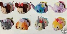 Disney Tsum Tsum Plush Toy 2016 Valentine Set of 8
