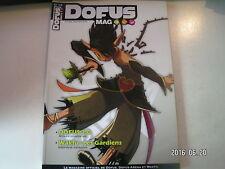 **b Dofus Mag n°12 Donjon des gelées / Les modo / Nomekop le crapoteur