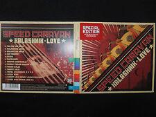 CD SPEED CARAVAN / KALASHNIK LOVE /