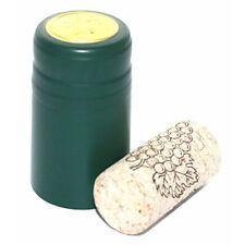 Home Brew Ohio Professional Cork-Pvc Package (Metallic Green)