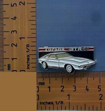 GTR-X Holden Torana The car that never was  Quality Metal Lapel Pin / Badge