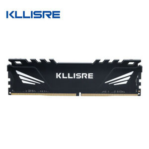KLLISRE Computer Gaming RAM Module DDR4 16GB 3200MHz Unbuffered Memory Card 1.2V