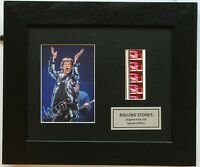 Mick Jagger ROLLING STONES Signed Reproduction Print v1 Limited Edition Original