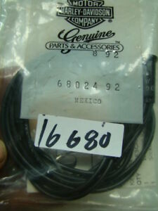 Neutral indicator lamp 68024-92 NOS Harley FXR Dyna XL Softail FXRT FXD EPS16680