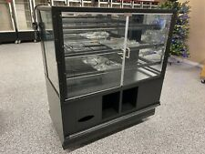New listing Marco Lighted Bakery donut bread display case on casters Bak-619 self serve