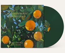 LANA DEL REY Violet Bent Backwards Over The Grass - LP / Green Vinyl (2020)