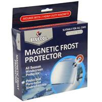 BlueCol Magnetic Dual Anti No Frost Ice/Sun Shade Car Windscreen Cover Protector