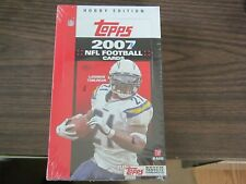 2007 Topps Football Factory Hobby Box 36 pack / 9 cards (C) Aaron Rodgers