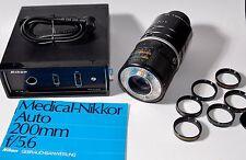 Medical NIKKOR Nikon maco/supermacro
