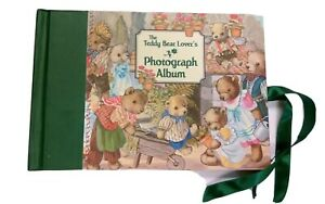 The Teddy Bear Lover's Photograph Album Picture Collectors Book 1998 ed