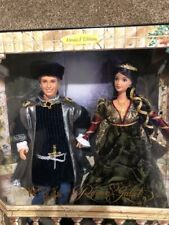 Barbie and Ken as Romeo and Juliet Doll Set Limited EditionExcellent NEW BOX