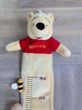 Disneyland Paris Winnie The Pooh Plush Height Chart. Nursery Honey Pot Bees