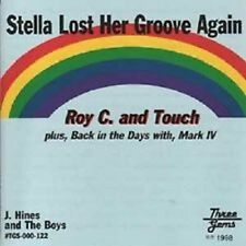 Roy C - Stella Lost Her Groove  New Factory Sealed CD